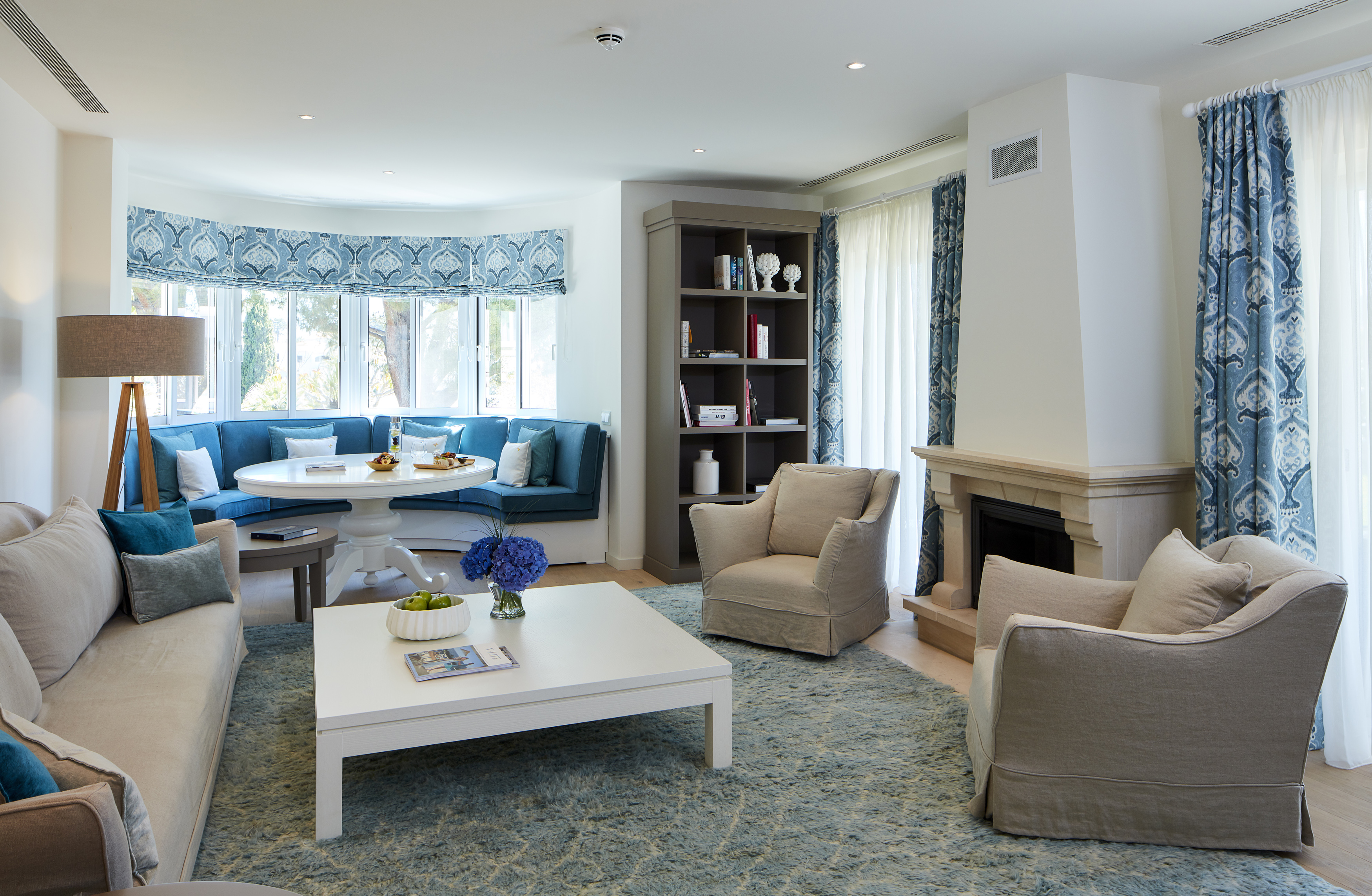 Two Bedroom Spa Suite