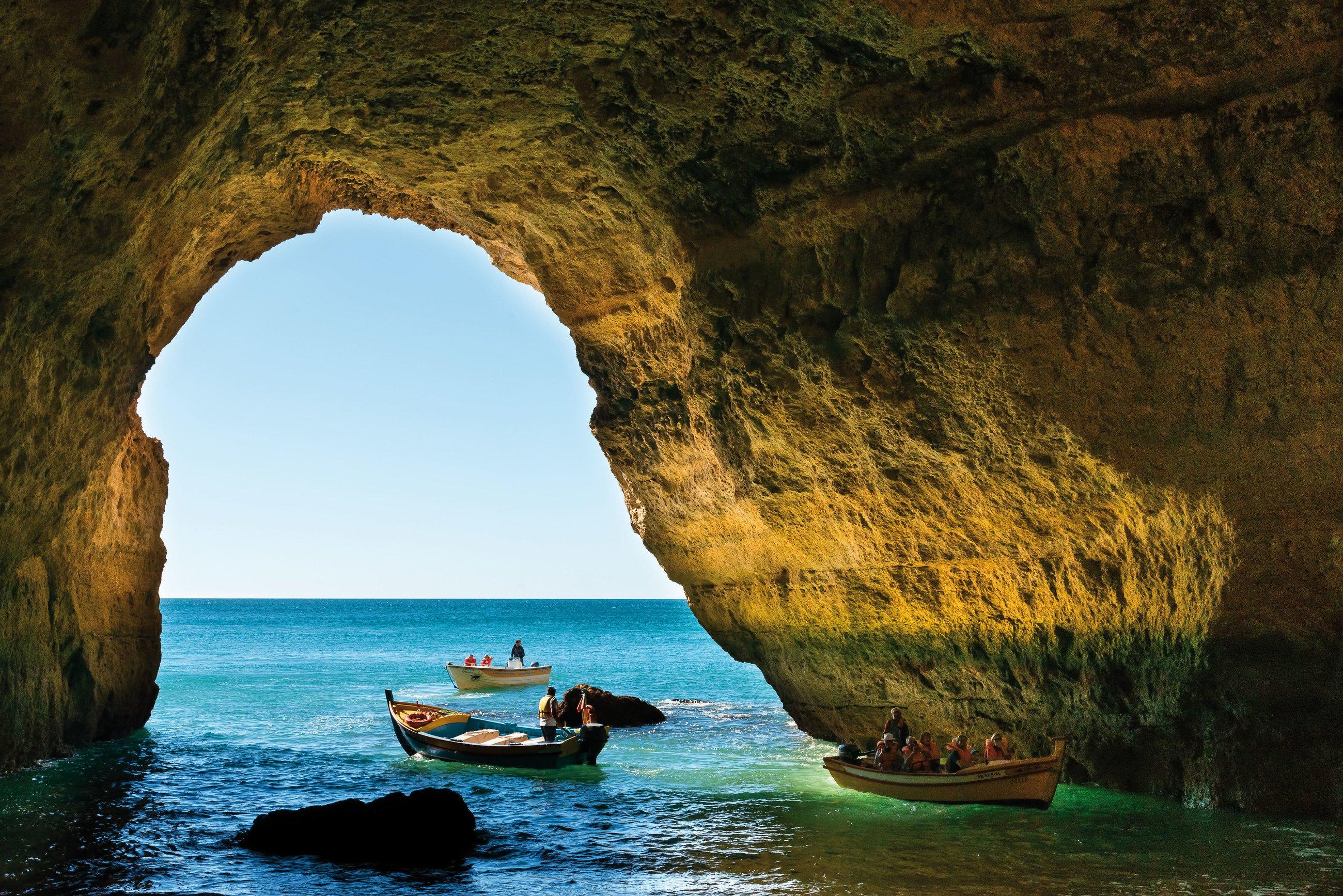 Sea Grotto Cruise