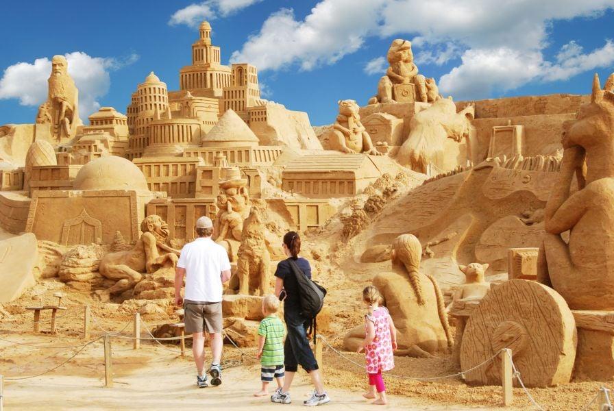 Sand City Lagoa