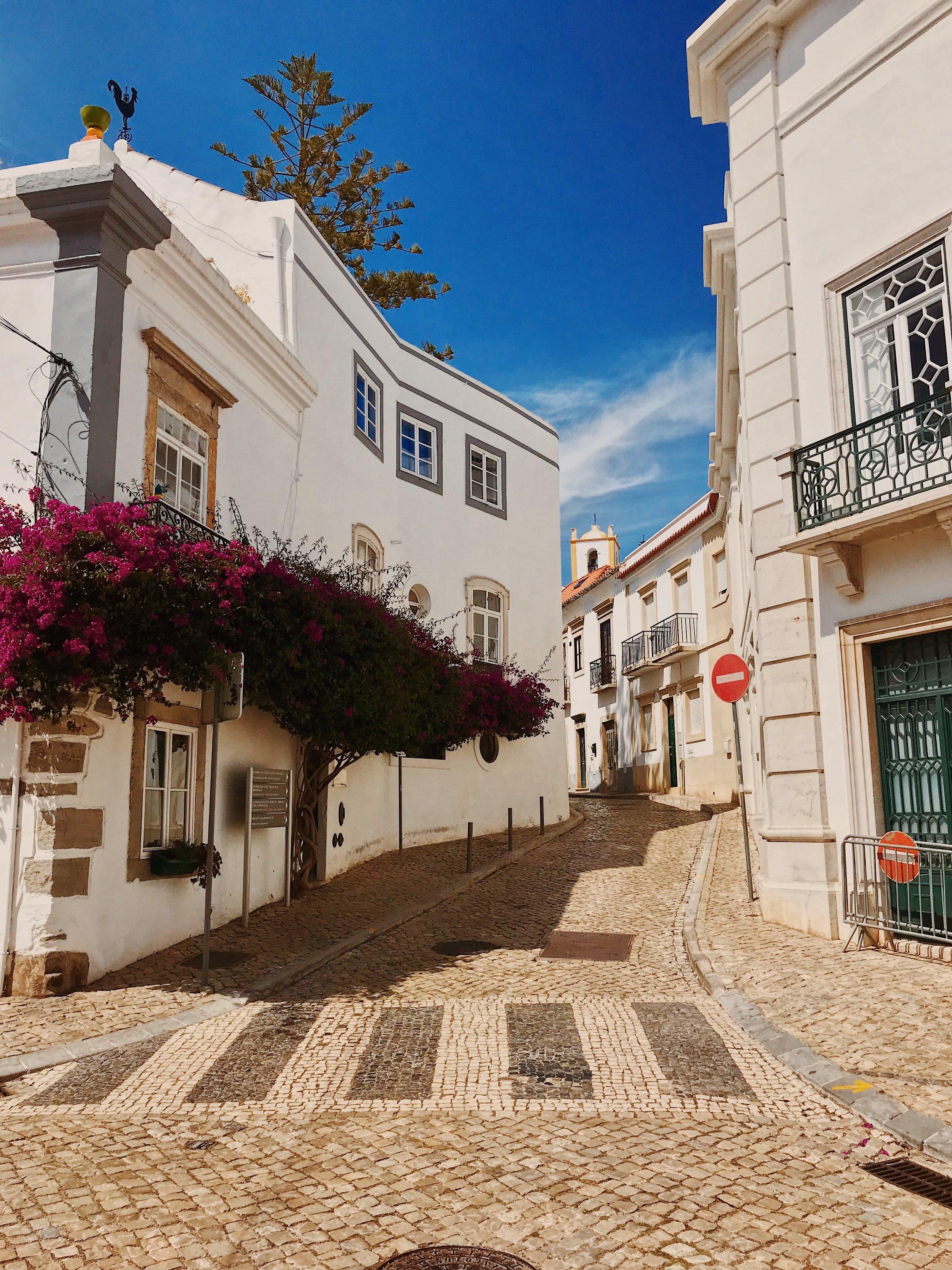 Tavira's old town