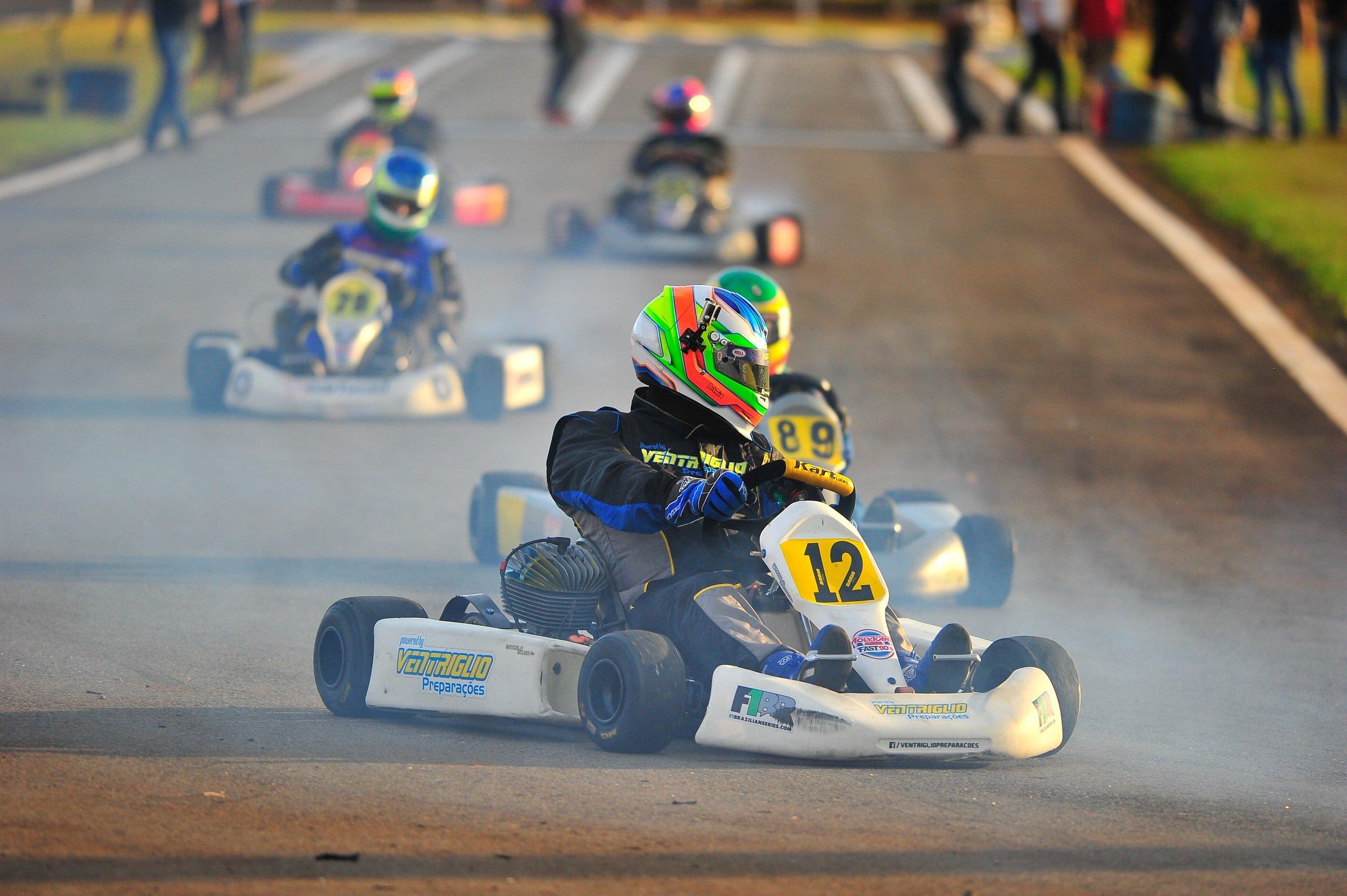 Go-Karting Racing Track