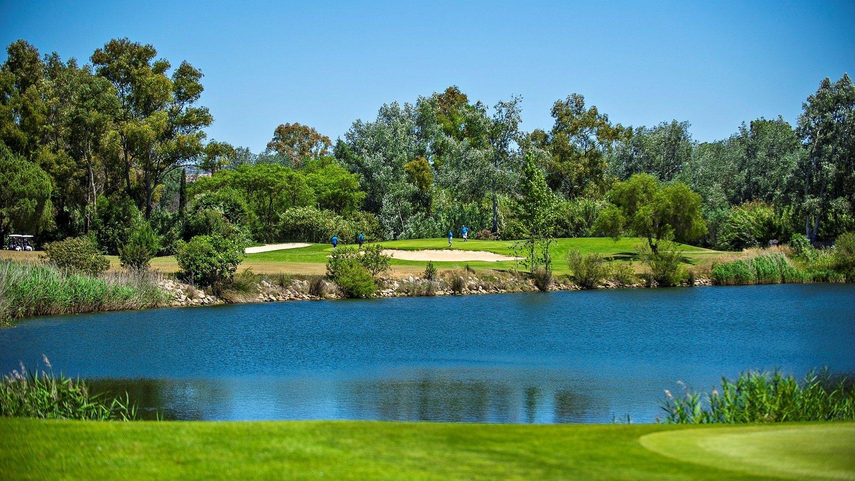 Algarve golf courses.