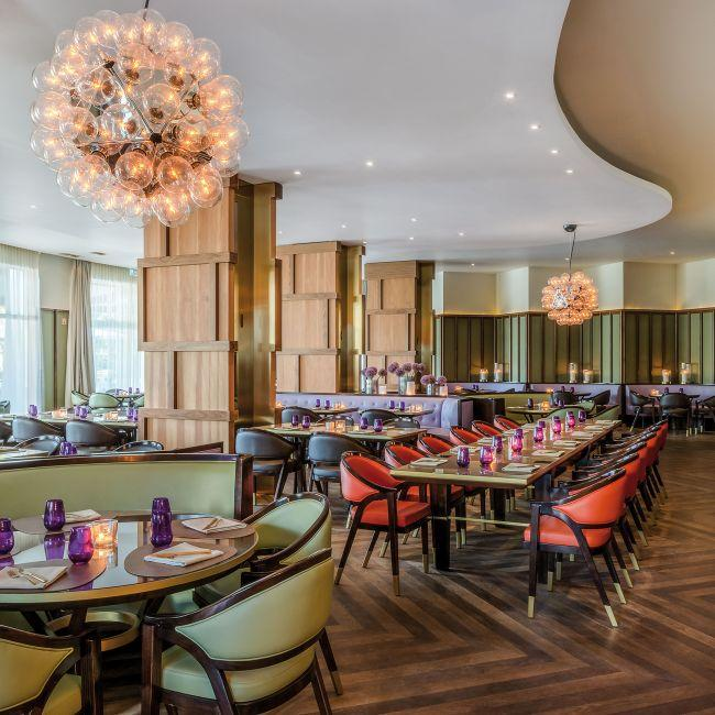 Bela Vita Bar & Brasserie Restaurant Space