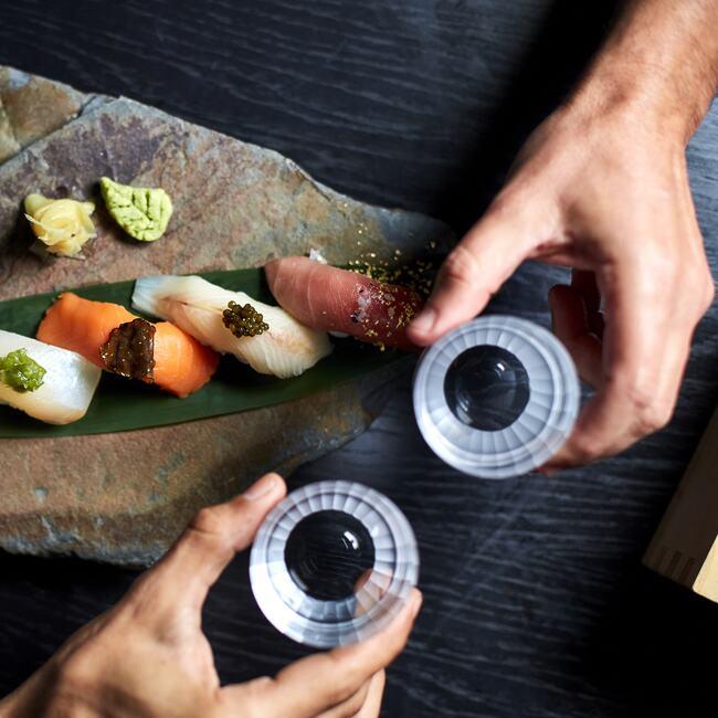 Mizu Restaurant Sake