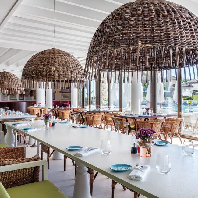 Whale Restaurant & Pool Lounge