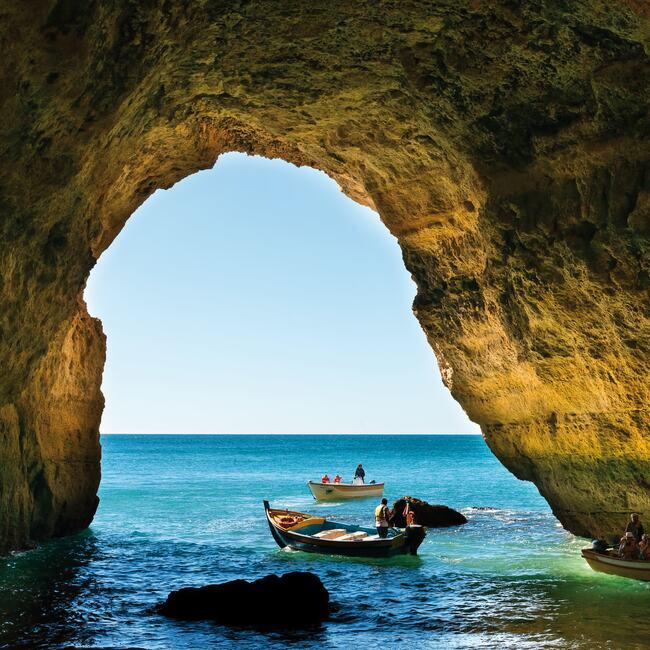 Cave Trips available at Vila Vita Parc