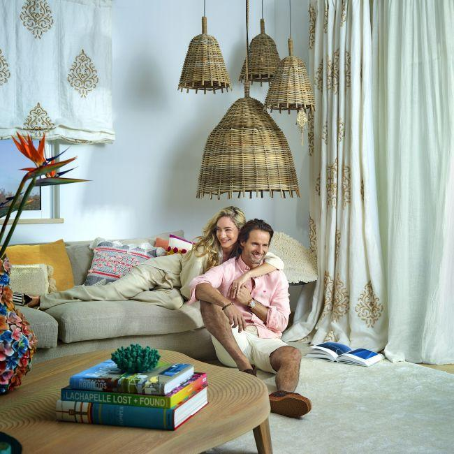 Vila Vita Collection: Couple relaxing on their accomodation.