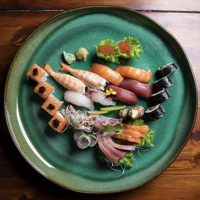 Home & Away special occasions sushi