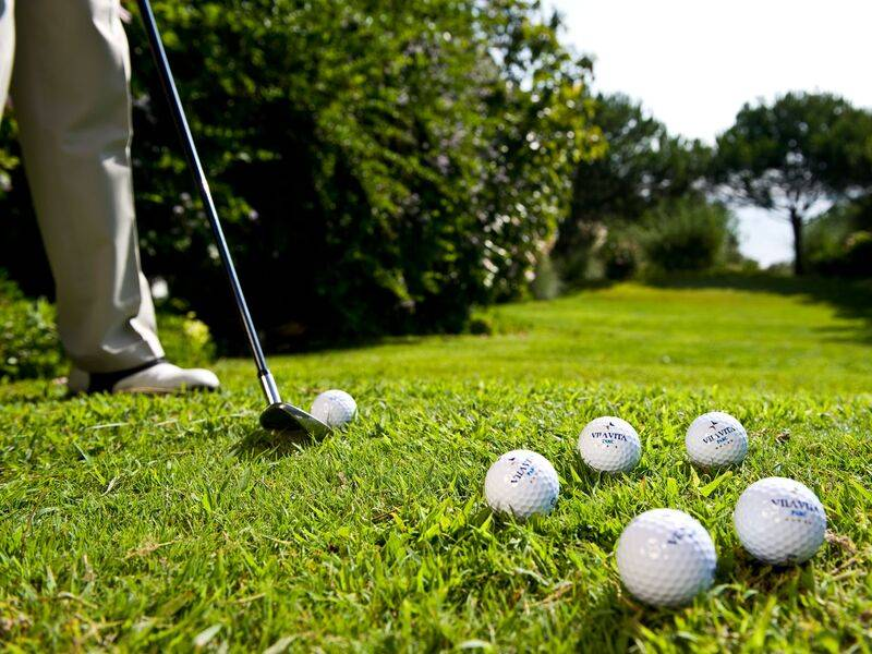 Golf activities available at Vila Vita Parc