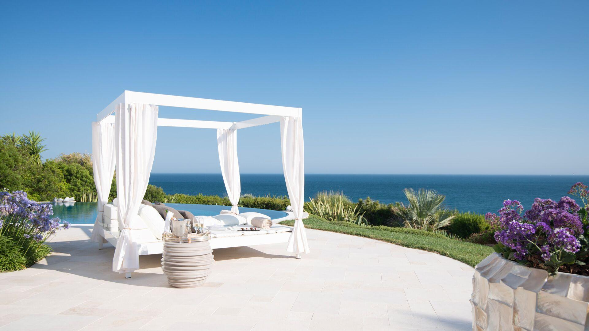 Villa Trevo terrace