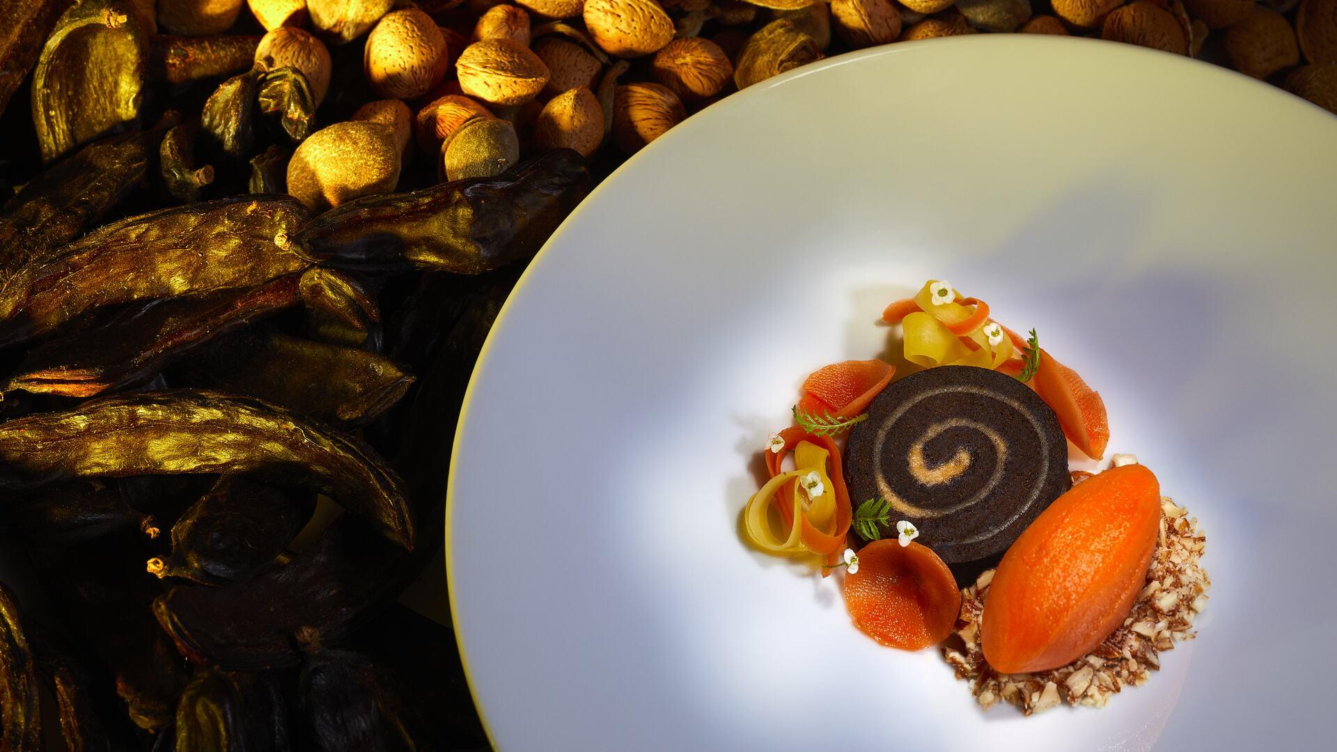 Dessert from Atlântico Restaurant