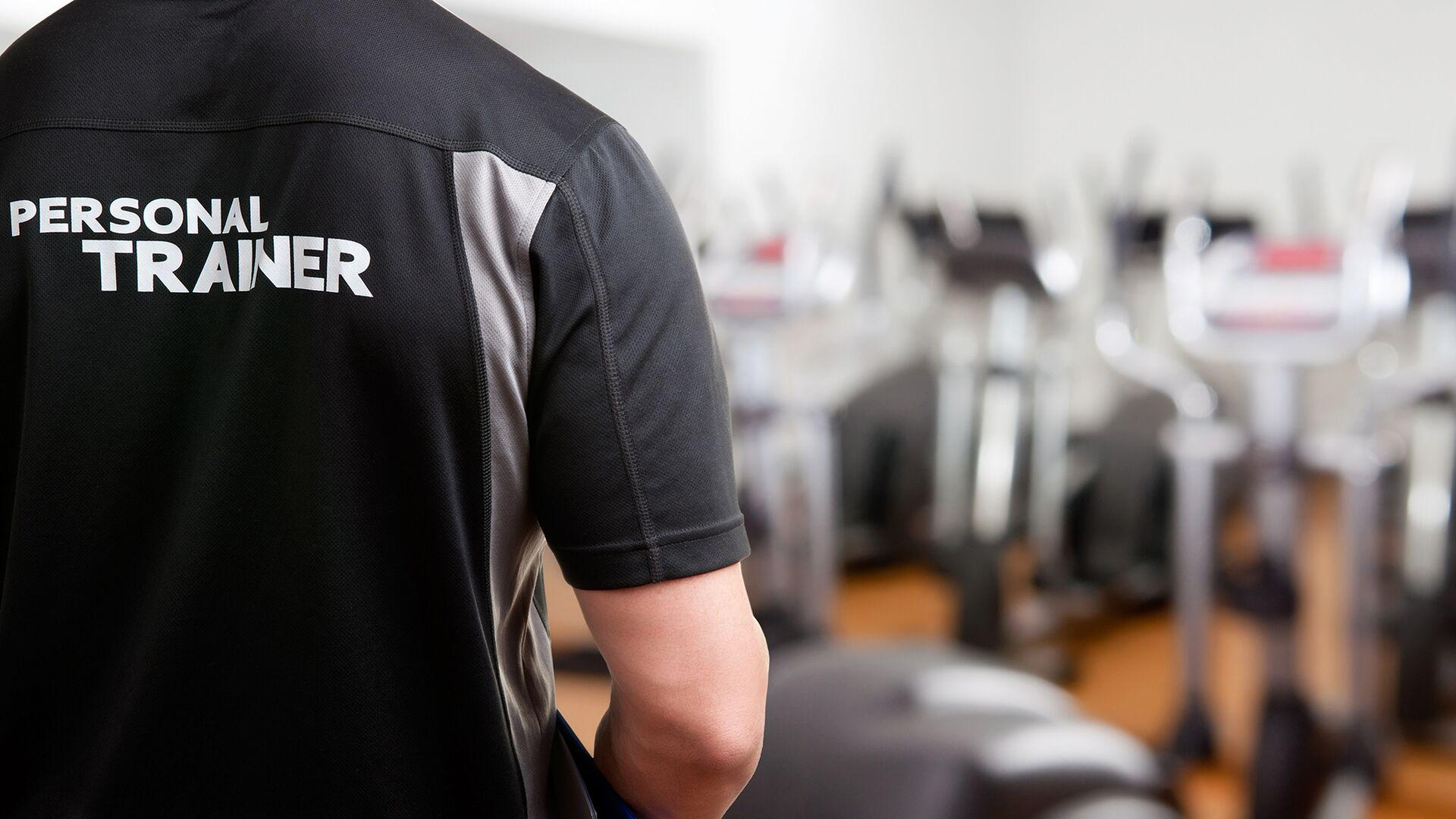 Personal training services available at Vila Vita Parc.