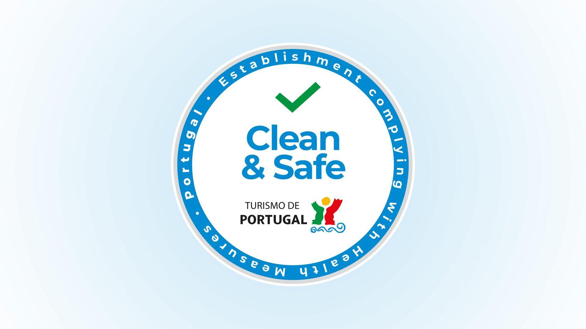 Clean and Safe - Covid Safe verified