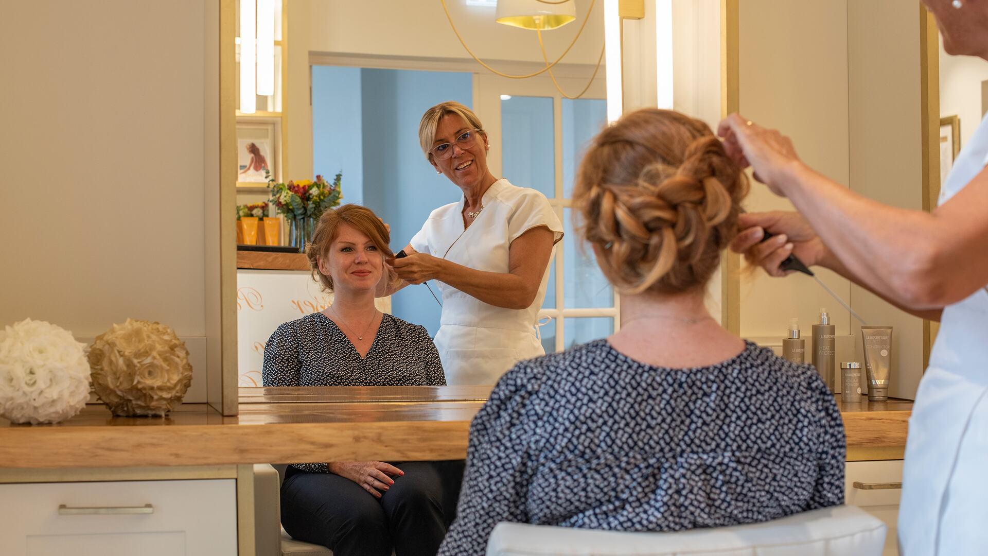 Wellness & Beauty: La Biosthétique Hair Spa Salon.