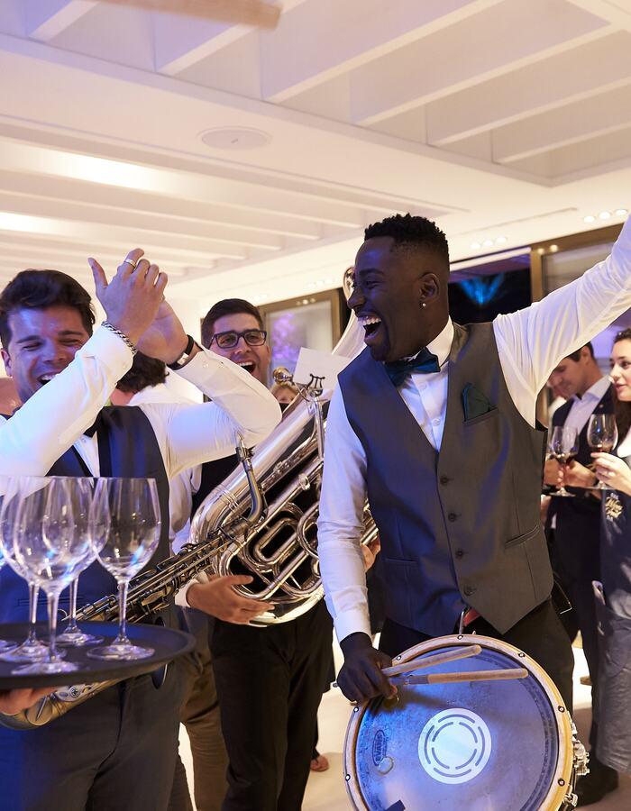 Fine Wines & Food Fair 2019: Kitchen party.