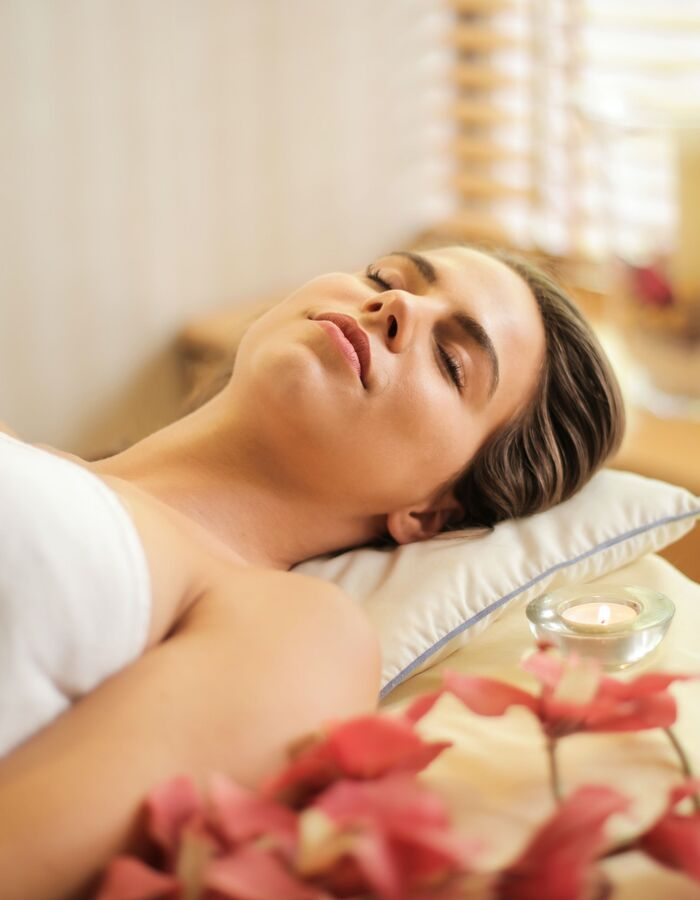 VILA VITA Spa: Full body treatment.