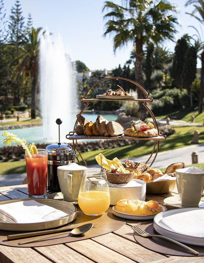 Home & Away special occasions brunch