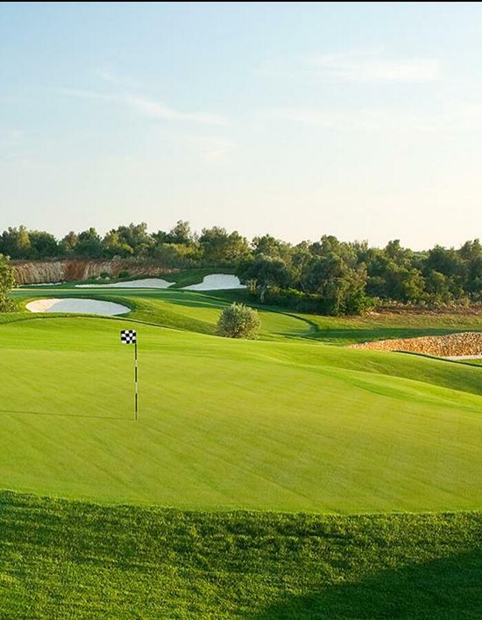 Faldo & O'Connor Golf Course.